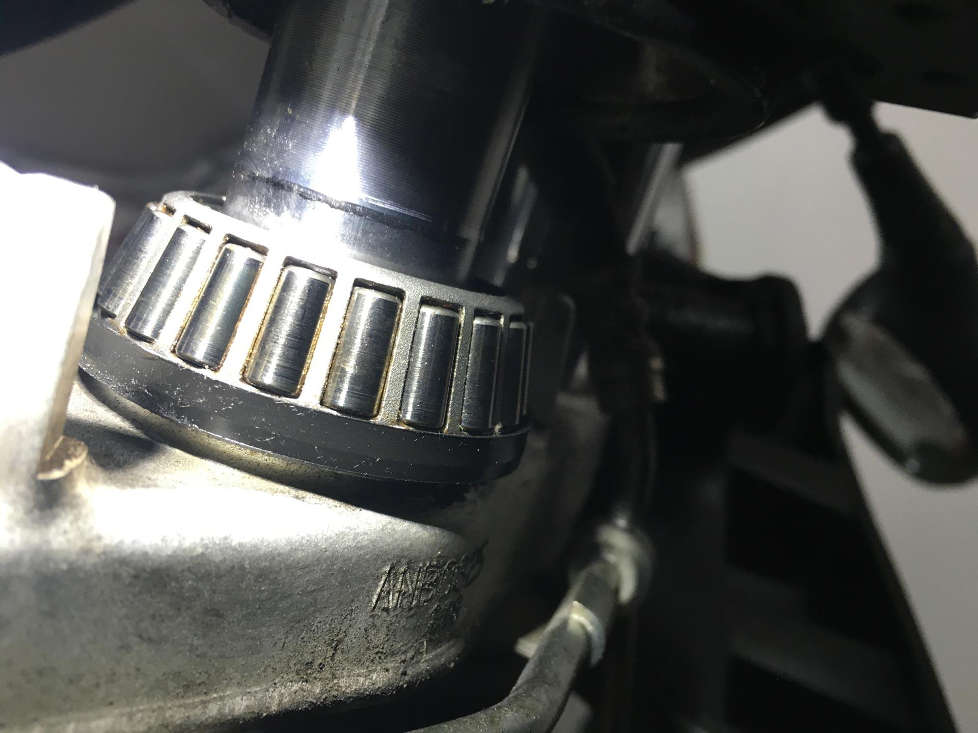 Yamaha XT660Z Tenere Steering Head Bearing